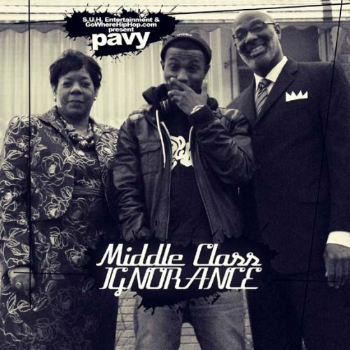 Pavy - Middle Class Ignorance (Mixtape Review)