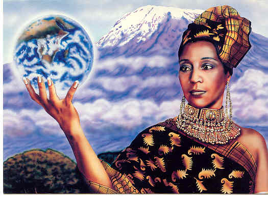 nature goddess of africa Original depictions of the primordial goddess are symbolic and date depicting a seed was a way to link the female body with the reproductive capabilities of nature.