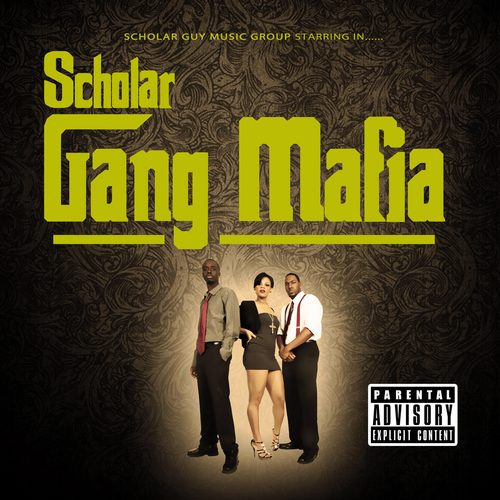 Scholar Guy Music - Scholar Gang Mafia (Mixtape Review)