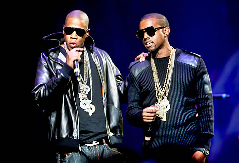Jay Z & Kanye West (The Throne) -