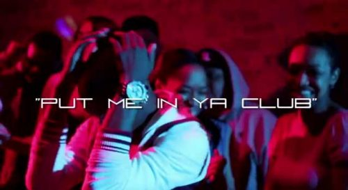 "Pavy F/ Ca$hflow Ellis - ""Put Me In Ya Club (My Club Song)"