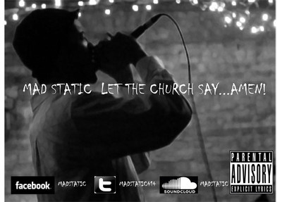 Mad Static - Let The Church Say ... Amen! (EP Review)