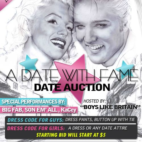 Event News: Boys Like Britain Presents: A Date With Fame