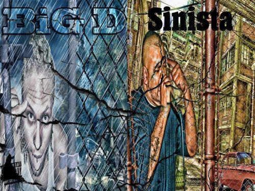 Big D & Sinista New Breed -
