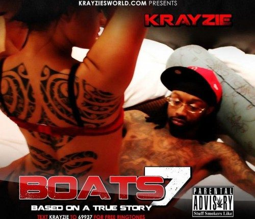 Krayzie - Based On A True Story: 7 (Mixtape Review)