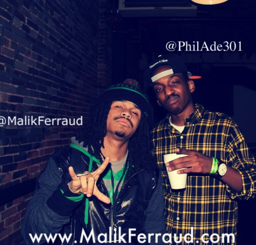 Malik Ferraud F/ Phil Ade -