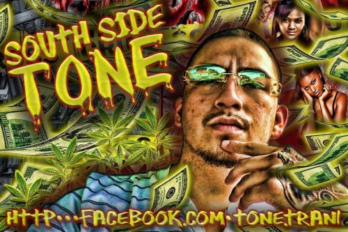 South Side Tone F/ Trunk Bussa -
