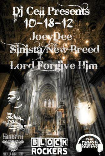 Joey Dee & Sinista New Breed -