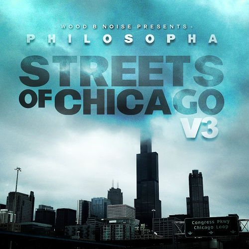 Streets of Chicago V3 cover
