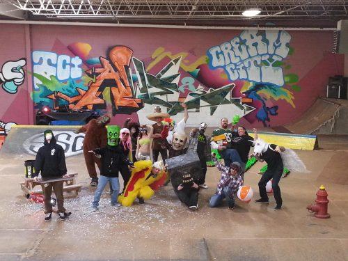 Bass Head Music - Harlem Shake Dance Video