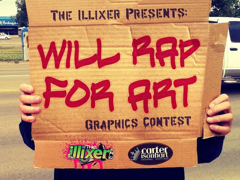 WillRap4Art-contest
