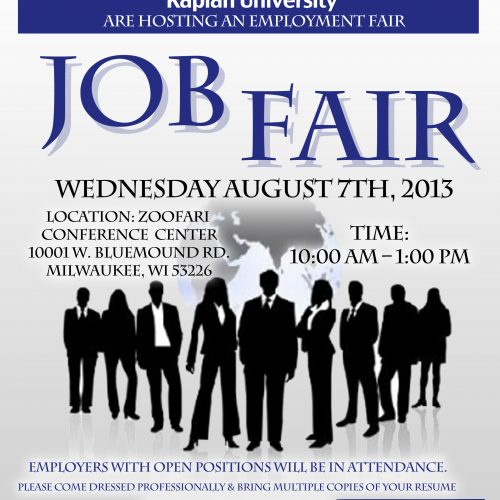 Spotlight On: Ross & Kaplan University Job Fair
