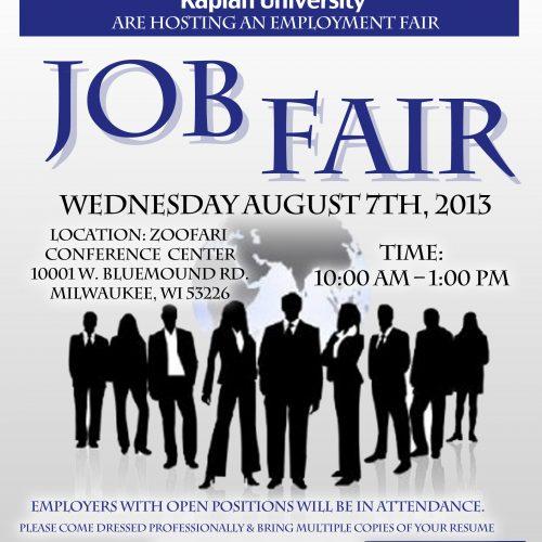 Spotlight On: Ross & Kaplan University Job Fair