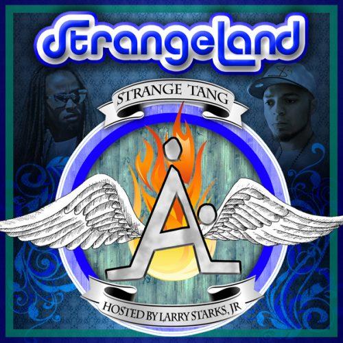 Strange Tang - StrangeLand (Mixtape Review)