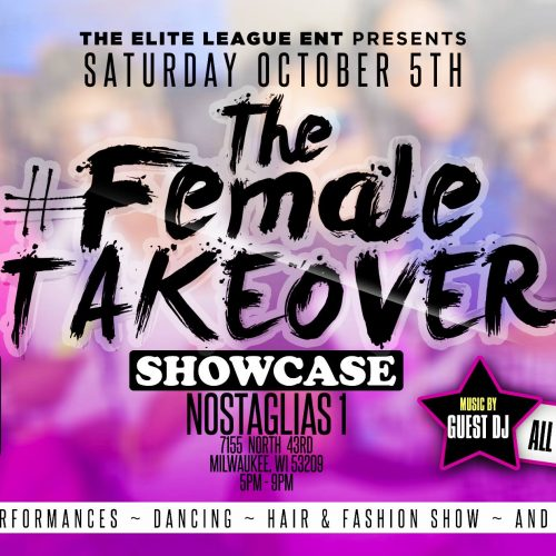 Kaylee Crossfire, Young Key, & The Elite League Ent Presents: The Female Takeover Showcase