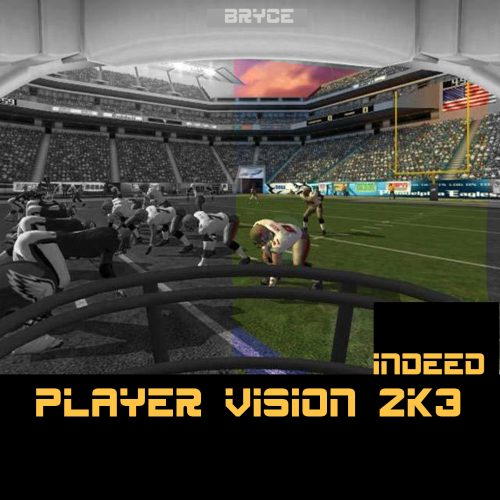 Bryce - Indeed: 2K3 Player Vision (Mixtape Review)
