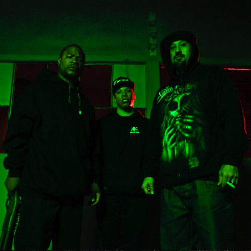 News: Xzibit, B-Real (Cypress Hill), & Demrick Form New Hip-Hop Group Serial Killers