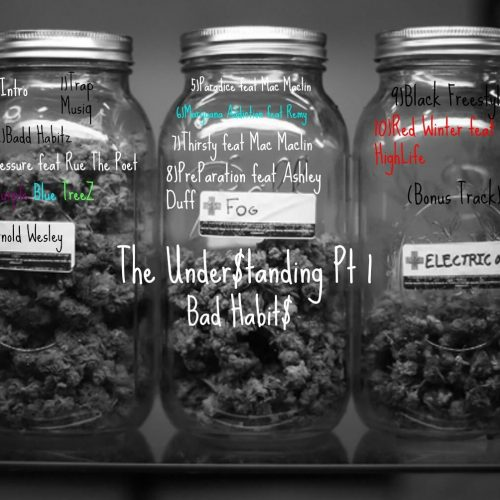 ARnold Wesley - The Understanding Part 1: Bad Habits (Mixtape Review)