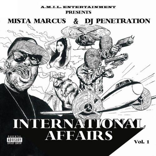 Mista Marcus & DJ Penetration F/ J.D.