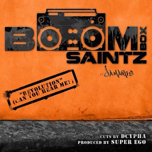 Boombox Saintz F/ Jamaris & Dcypha -