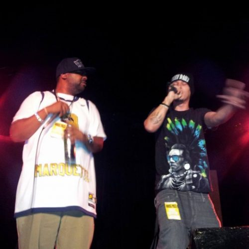 Countdown To The Illixer's 2 Year Anniversary Celebration - J.D. The Chief & Mista Marcus (8 Days)