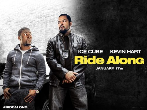 News Quickies: Ride Along Starring Ice Cube & Kevin Hart (Film)