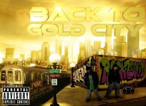 Rockz Solid & DJ Sham - Back To Gold City (Mixtape Review)