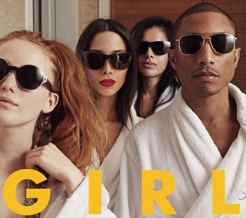 Guest Pen: Pharrell Williams - G I R L (Mini Album Review)
