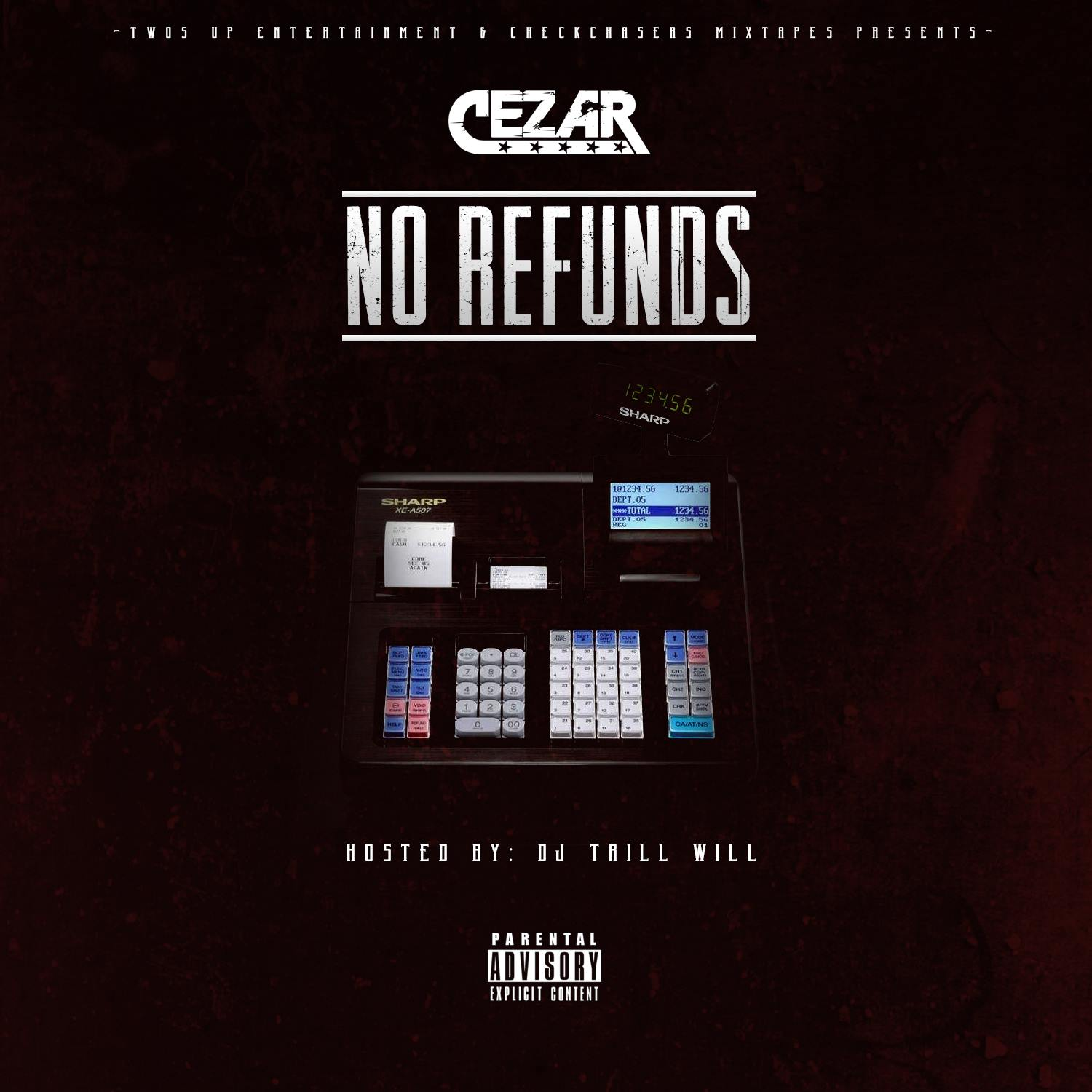 No Refunds Cover Art