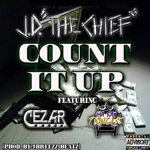 J.D. The Chief F/ Cezar & Kia Rap Princess -