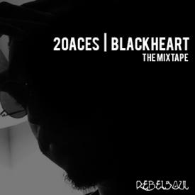 20Aces - Black Heart (Mixtape Review)