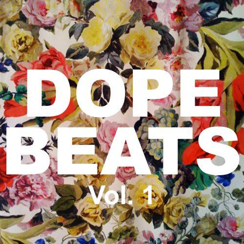Monsta Mynd - Dope Beats Vol. 1 (Beat Tape Review)