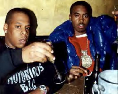 Illuminati Roundtable: Jay Z vs. Nas - The Classic Debate