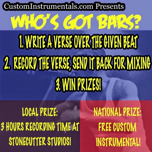 News Quickies: Custom Instrumentals & Chi-Bangerz Presents -