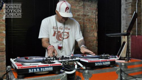 That's My DJ: DJ B-Famous
