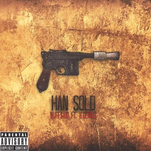 Han Solo Artwork