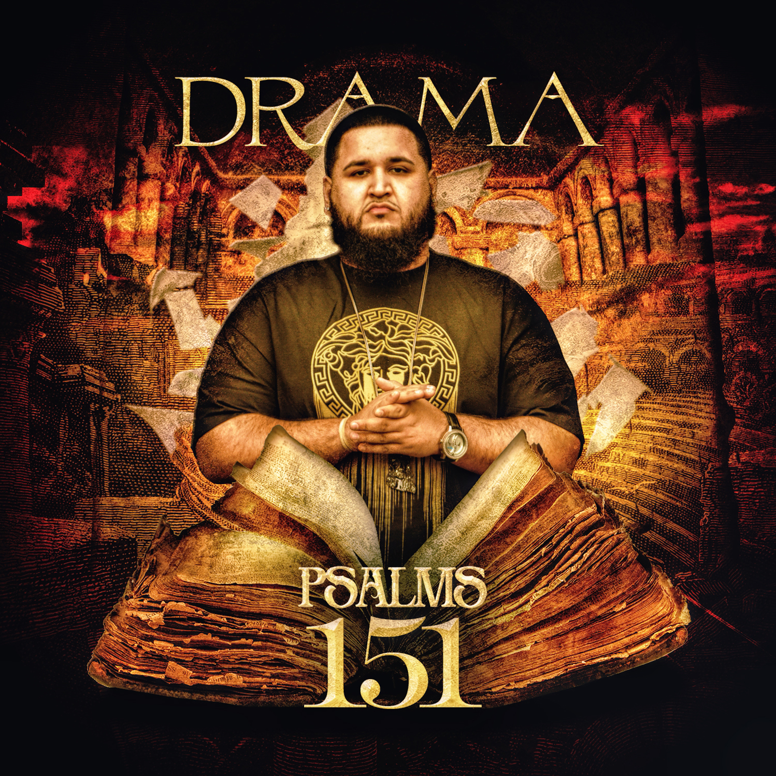 Psalms 151 cover