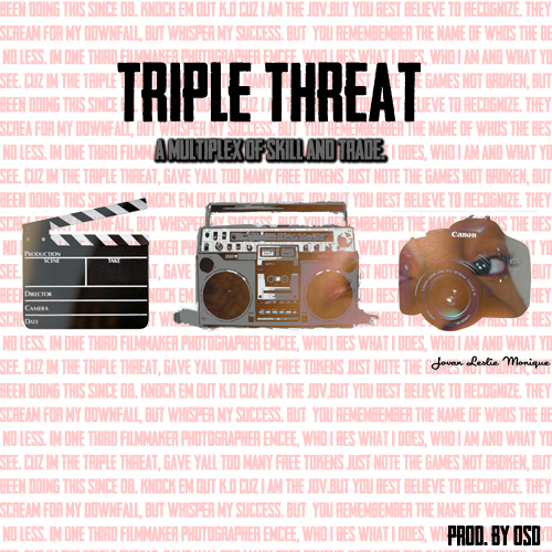 TRIPLE-THREAT