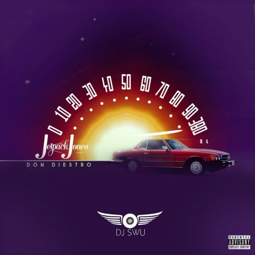 Jetpack Jones & Don Diestro - 380 SL (Mixtape Review)