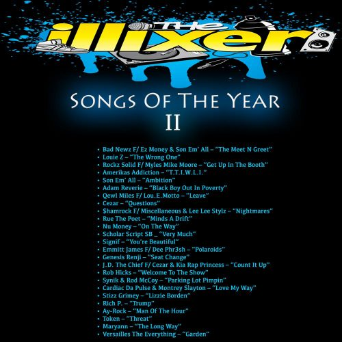 The Illixer's Songs Of The Year (2014)