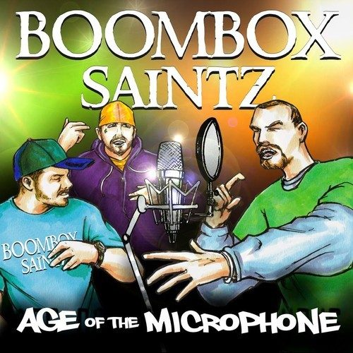 Boombox Saintz -