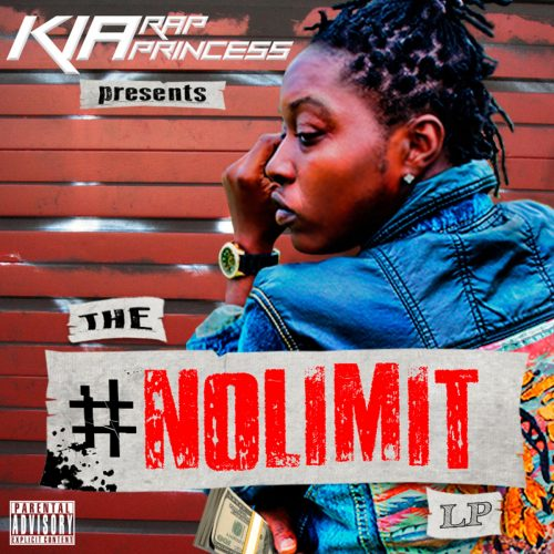 Kia Rap Princess - #NoLimit (Album Review)