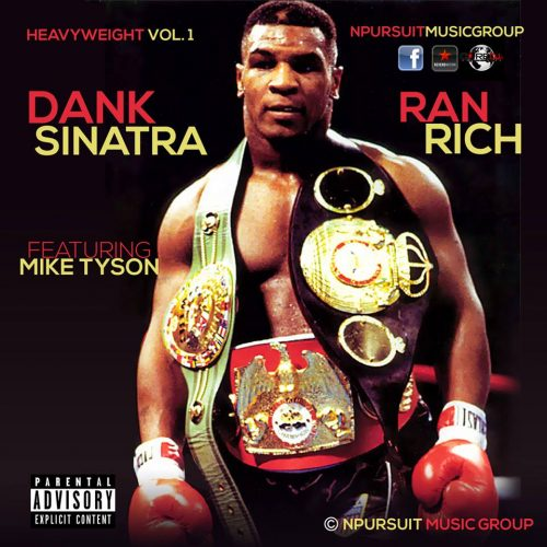 Dank Sinatra & Ran Rich - Heavyweight: Volume 1 (Album Review)