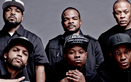 Music Quickies: Straight Outta Compton (N.W.A Biopic Trailer)