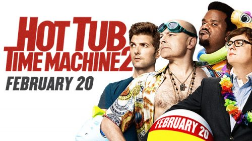 The Movie Council - Hot Tub Time Machine 2 (Review)