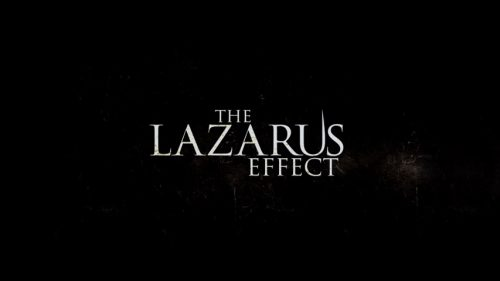 The Movie Council - The Lazarus Effect (Review)