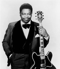 Rest In Peace: Blues Legend B.B. King (September 16, 1925 – May 14, 2015)