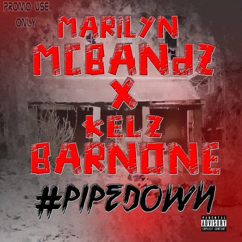 Marilyn McBandz F/ Kelz Barnone -