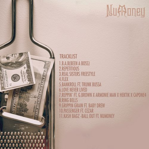Nu Money - Now That I Have Your Attention (Mixtape Review)