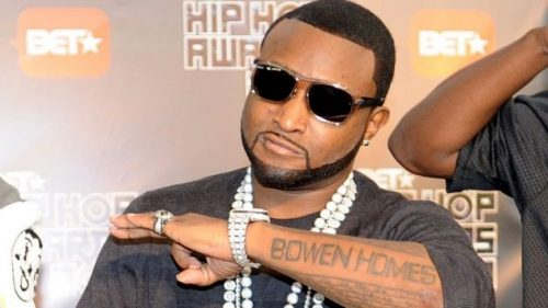 Rest In Peace: Shawty Lo (March 31, 1976 - September 21, 2016)